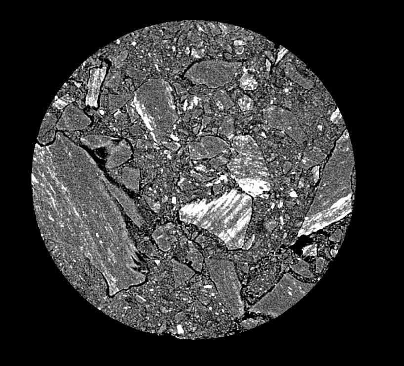 孔隙与裂缝发育与